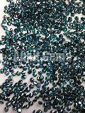 Blue Round Cut Diamond