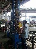 Lpg Cylinder Valve Cahnge Machine