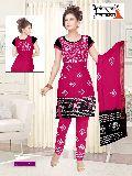 Vinayak creation summer special wax batik salwar suits