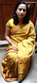 Muga Handloom Saree