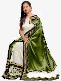 Shiffon Fancy Silk Saree