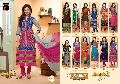 Shipp Stylish Designer Printed Partywear Jhalak Vol-2 Salwar Kameez
