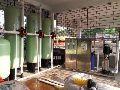Jar filling RO plant