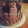 Chocolate Overload Party Cake