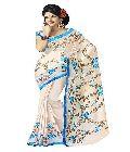 Bengal Cotton Designer Saree