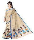 SRIBC40003 Bengal Cotton Saree