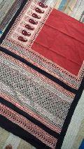 Bagru Cotton Sarees