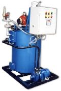 Oil, Gas Fired Hot Water Generator