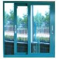 prepainted galvanized steel windows