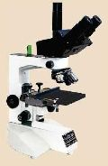 Trinocular Metallurgical Microscope