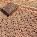 Bush Hammered Granite Cobbles