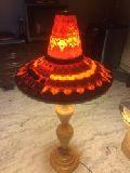 Wooden Designer Floor Lamp