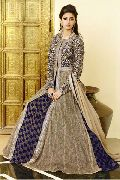 Semi Stitched Anarkali Suits