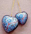 Item Code : MAS-CTHH-02 Christmas Tree Hangings Hearts