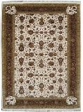 Hand Knotted Woollen Carpet (ABC-502)