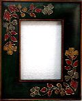 Hand Painted Photo Frame (PF - 001)