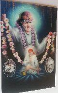 Saibaba 3d Image