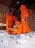 Conveyor Type Shot Blasting Machine