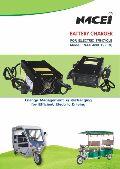 E Rickshaw Charger 48V/12A