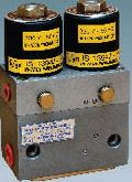 5/2 Way Pilot Operated Double Coil Solenoid Valve