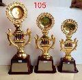 Gold Color Trophy