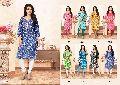 Designer cotton kurti Catalog