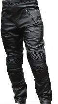 LEATHER RACING PANT