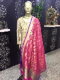Fancy Suits with Banarasi Dupatta
