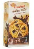 Dolce Vita Cocoa Cream Cookies