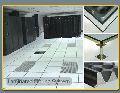 Laminated False Flooring System