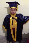 Kids Graduation Gown with Cap