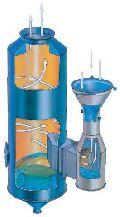 Wet- Scrubber for Boiler
