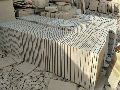 White Sandstone Slabs