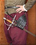 Leather Rapier Belts