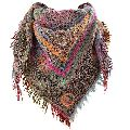 Embroidered Scarves