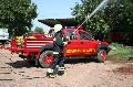 WATER MIST SYSTEM (QUICK RESPONSE VEHICLE) Fire Truck