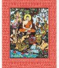 Amaravati Buddha Art Print On Paper
