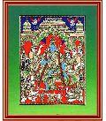 Jay Shri Ram Framed Art Prints Glass