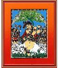 Murali Krishna Framed Art Prints Glass
