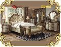 DB-012  Wooden Double Bed