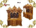TE-23 Wooden Temple