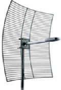 2.4 GHz Semi Parabolic Grid Antenna