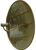 3.5 GHz Parabolic Grid Antenna