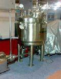 Mixing Storage Tank