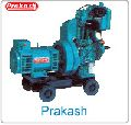 air cooled single cylinder diesel generator