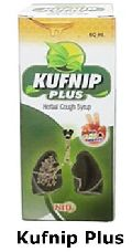 Kufnip Plus Herbal Cough Syrup
