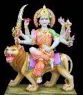 Marble Durga Maa Statues