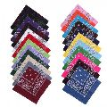 Colorful Printed Handkerchiefs