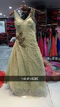 Indo Western Stylish Gown