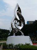 Sprite of Hajira Sculpture